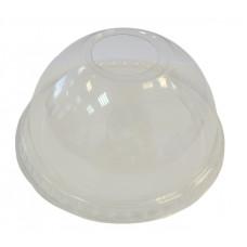 Крышка купол с отверстием диаметр 95мм ПЭТ (800 шт/упак)