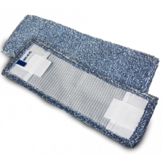 Абразивный моп для сложных загрязнений (длинноворсовый), карман + язык, 40*11 см, арт. MMH-40-RS