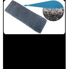 Абразивный моп для сложных загрязнений (длинноворсовый), карман + язык, 50*13 см, арт. MMH-50-RS