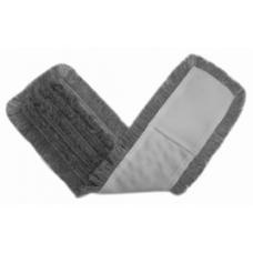 Моп разрезной серый хлопок-полиэстер MRS-80, арт. MRS-80