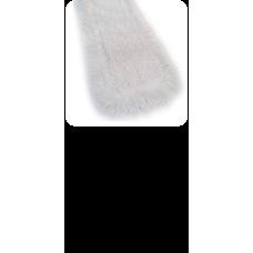 Моп петельный (микрофибра), карман + язык, 50*13 см, арт. MMT-50-RS
