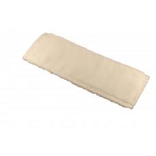 Моп микрофибра (универсальный), карман + язык, 40*11 см, арт. MMS-40-RS