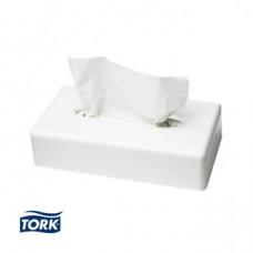 Диспенсер для салфеток для лица Tork, белый, F1, арт. 270023