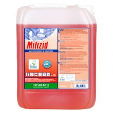 MILIZID 5л кислотное средство для очистки санитарныз зон, арт. 144184
