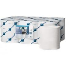Протирочная бумага в рулоне с центральной вытяжкой* Tork Reflex Плюс Advanced, 450 листов, 2 слоя, размер 151*19 см, белый, М4 (6 шт/упак), арт. 473468