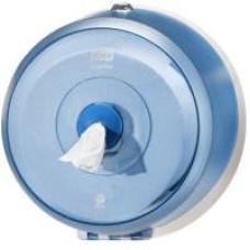 Диспенсер для туалетной бумаги в мини рулонах Tork SmartOne®, синий, Т9, арт. 472025