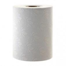 Бумажные полотенца в рулонах для сенсорного диспенсера, 715 листов, 2 слоя, длина 143 м, ширина 24,7 см, белый, Н13 (6 шт/упак), арт. 471110