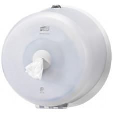 Диспенсер для туалетной бумаги в мини рулонах Tork SmartOne®, белый, Т9, арт. 472026