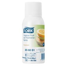 Аэрозольный освежитель воздуха Tork Premium, тропический аромат 75 мл, А1, арт. 236051