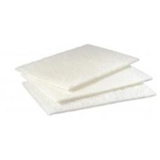 Губка абразивная для деликатной чистки поверхностей SB 98, 158 * 224 мм, штука, белый, арт. 7000033394 /