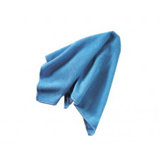 Салфетка полировальная из микроволокна тканная, 40 см * 40 см, Microton Blue, арт. 9495