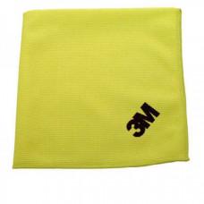 Салфетка универсальная микрофибра MFU14, 40 * 40 мм, желтый, арт. DE272907606
