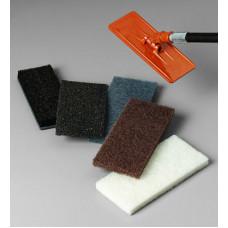 Губка для агрессивной чистки поверхностей Doodlebug, 254 * 117 мм, коричневый, арт. 7000033420 /