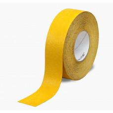 Противоскользящая лента средней зернистости Safety-Walk General Purpose 25 мм * 18,3 м, рулон, желтый, арт. 7000033450