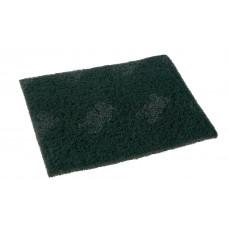 Губка абразивная для умеренно-агрессивной чистки поверхностей SB 96, 158 * 224 мм, штука, зеленый, арт. 7000033389 /