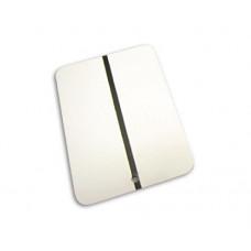Тест-пластины для пробных выкрасов 150 * 105 * 15 мм, 100 шт/уп, светло-серый, арт. 5182