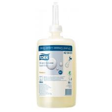 Жидкое мыло-очиститель для рук от жировых и технических загрязнений Tork Premium 1 л, S1, арт. 420401