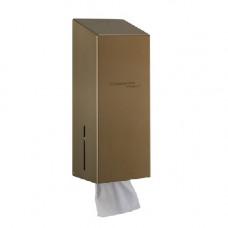 Диспенсер большой для туалетной бумаги, металлический, арт. 8942