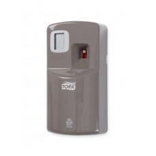 Диспенсер электронный для аэрозольного освежителя воздуха Tork, серый, А1, арт. 256055