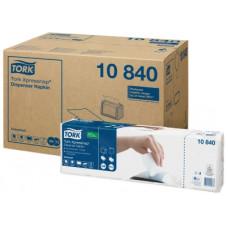 Салфетки для диспенсера ультра-мягкие Tork Xpressnap® System, 225 листов, 1 слой (5 шт/упак), арт. 10840