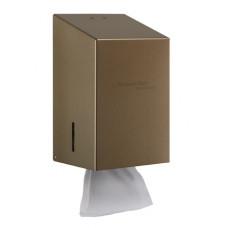Диспенсер малый для туалетной бумаги, металлический, арт. 8943