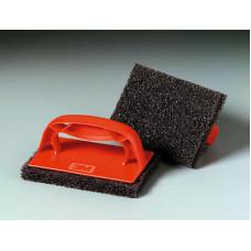 Губка с держателем - набор для чистки гриля Scotchbrick 9537, черный, арт. 7000029818 /
