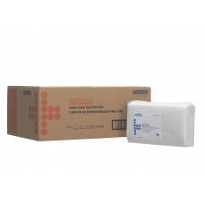 Протирочный нетканый материал, Kimtech AUTO для первичной обработки, 25,4x43,2 см, пачка - 50л, белый, арт. 38713