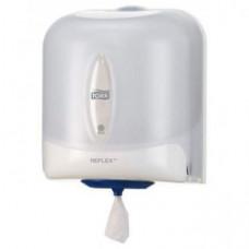 Диспенсер для полотенец Reflex ЦВ Tork Reflex, белый, М4, арт. 473140