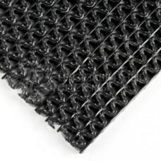 Напольное покрытие виниловое Nomad ForMat 9100 без основы, 0,9 * 12 м, рулон, черный, арт. 7000040006