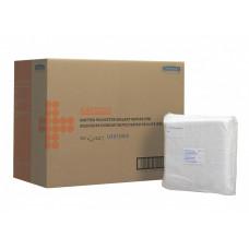 Протирочный нетканый материал, Kimtech AUTO для удаления герметика, 40x40 см, 30 листов, белый (12 шт/упак), арт. 38714