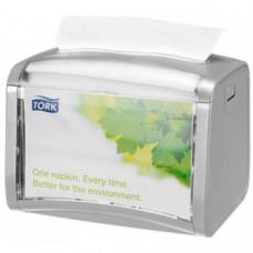 Диспенсер настольный Tork Xpressnap® System, размер 155*201*150, серый, N4, арт. 272613