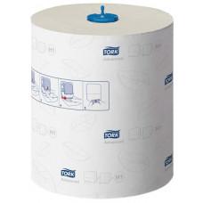 Бумажные полотенца в рулонах (целлюлоза), Tork Matic © Advanced, 600 листов, 2 слоя, размер 150*21 см, белый, Н1 (6 шт/упак), арт. 120067