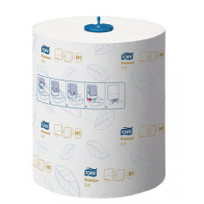 Бумажные полотенца в рулонах мягкие, Tork Matic © Premium 400 листов, 2 слоя, размер 100 м, белый, Н1 (6 шт/упак), арт. 290016