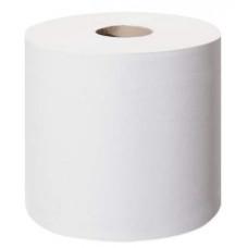Туалетная бумага в мини рулонах Tork SmartOne® Advanced, 620 листов, 2 слоя, размер 112*13,4 см, белый (12 шт/упак), арт. 472193