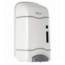 Диспенсер для жидкого мыла Veiro Professional М1, 25,1 х 13,3 х 12,6 см, пластик, 1 л, арт. 8111-111
