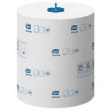 Бумажные полотенца в рулонах ультра-длина Tork Matic © Universal, 1 120 листов, 1 слой, размер 280*21 см, белый, Н1 (6 шт/упак), арт. 290059