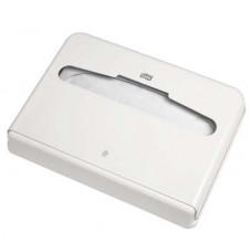 Диспенсер для бумажных покрытий на унитаз Tork, белый, В1, арт. 344080
