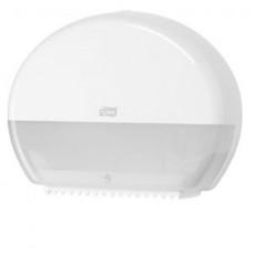 Диспенсер для туалетной бумаги в мини-рулонах, Tork, белый, Т2, арт. 555000