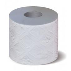 Туалетная бумага в стандартных рулонах Tork Advanced, 184 листа, 2 слоя, размер 23*9,5 см, белый, Т4 (4 шт/упак), арт. 120158