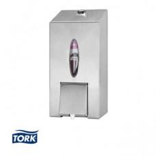 Диспенсер для мыла-пены Tork, металл, S34, арт. 470205