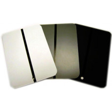 Тест-пластины для пробных выкрасов 150 * 105 * 15 мм, 100 шт/уп, белый, арт. 5182