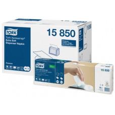 Салфетки для диспенсера ультра-мягкие Tork Xpressnap® System, 200 листов, 2 слоя (5 шт/упак), арт. 15850