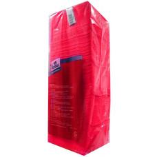 Салфетки ЛОТУС Professional BIG PACK, 500 листов, бордо (6 шт/уп), арт. A-0218