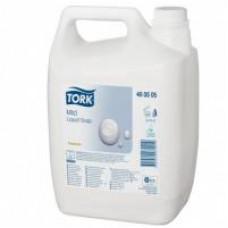 Жидкое мыло-крем для рук Tork Premium 5л (3 шт/упак), арт. 400505