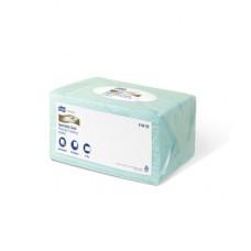 Нетканый материал для чувствительной очистки поверхностей в салфетках Tork Premium, 60 листов, 1 слой, размер 27*38 см, голубой (10 шт/упак), арт. 90493