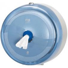Диспенсер для туалетной бумаги в рулонах Tork SmartOne®, синий, Т8, арт. 472024