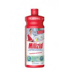 MILIZID 1 л кислотное средство для очистки санитарных зон, арт. 143387