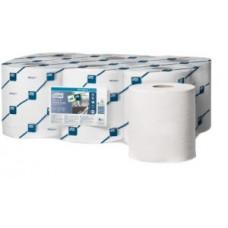 Протирочная бумага в рулоне с центр. вытяжкой* (со съемной втулкой) Tork Reflex Universal, 857 листов, 1 слой, размер 300*19,5 см, белый, М4 (6 шт/упак), арт. 473242