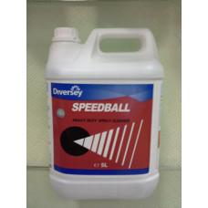 Средство моющее универсальное для удаления загрязнений с водостойких поверхностей Speedball Original, 5 л, арт. 7516769