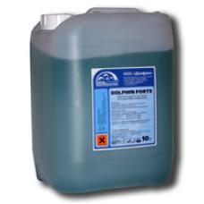 Dolphin Forte средство для пола моющее щелочное для водостойких поверхностей, 10 л, арт. A-0041